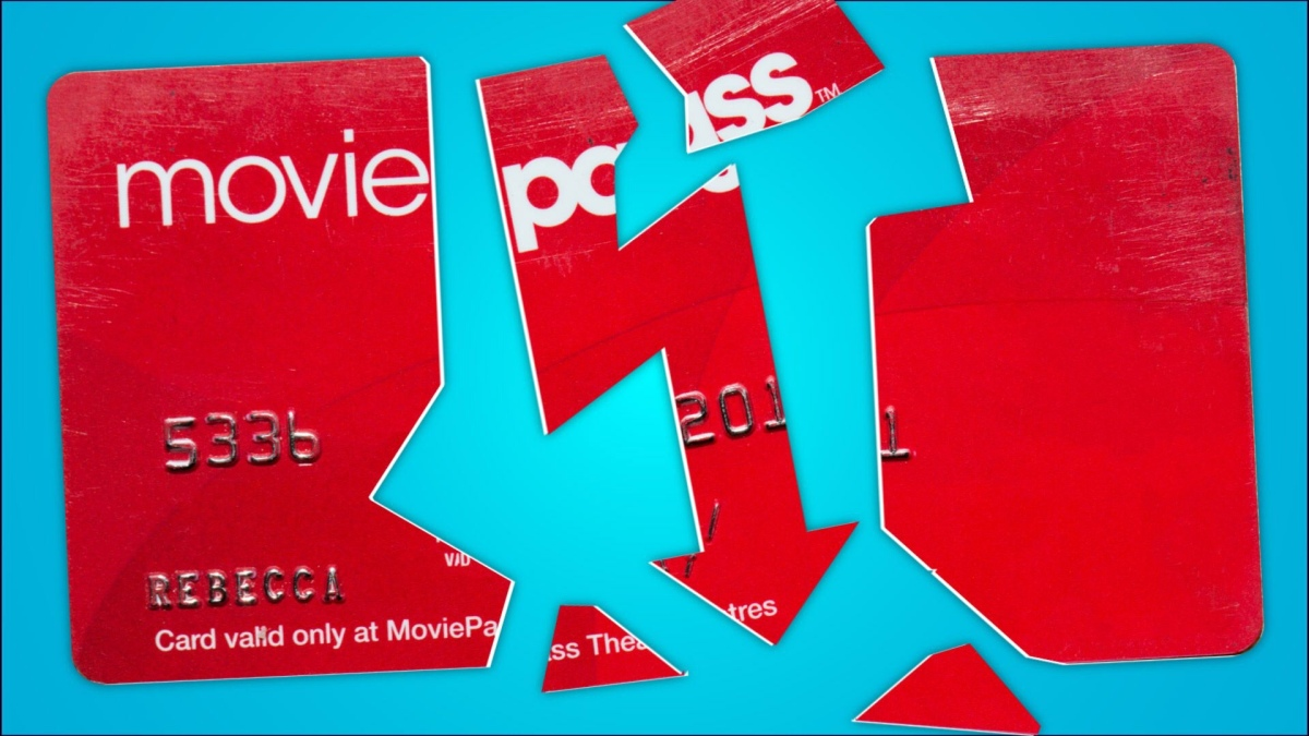 R.I.P. Moviepass